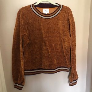 JOA heavy sweater from Anthropologie